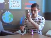 国外大神利用后期技术制作超酷魔术视频,简直帅到没朋友
