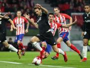 比赛集锦:马德里竞技 1-2 塞维利亚
