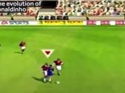 从FIFA02到FIFA15,哪个版本的小罗最令你印象深刻?