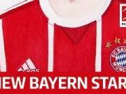 绘画宣!德甲官方用艺术的方式祝贺格雷茨卡加盟拜仁