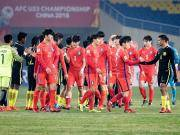 U23亚洲杯综述:韩国2-1马来西亚,越南点杀伊拉克晋级四强