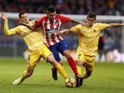比赛集锦:马德里竞技 1-1 赫罗纳