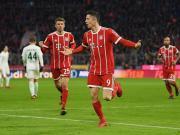 比赛集锦:拜仁慕尼黑 4-2 云达不莱梅