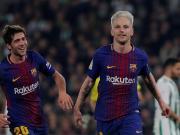 比赛集锦:皇家贝蒂斯 0-5 巴塞罗那
