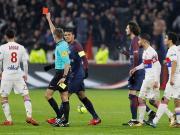比赛集锦:里昂 2-1 巴黎圣日耳曼
