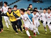 比赛集锦:卡塔尔U23 2-2 越南U23(点球3-4)