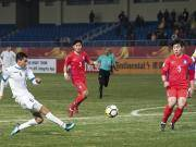 比赛集锦:乌兹别克斯坦U23 4-1 韩国U23