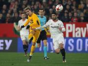 比赛集锦:塞维利亚 3-1 马德里竞技