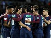 比赛集锦:巴黎圣日耳曼 4-2 甘冈
