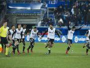 比赛集锦:阿拉维斯 2-1 瓦伦西亚