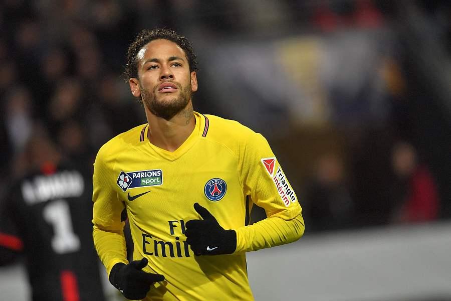 内马尔谈小卢卡斯:起点在哪不重要,惟愿他多进球重回国家队