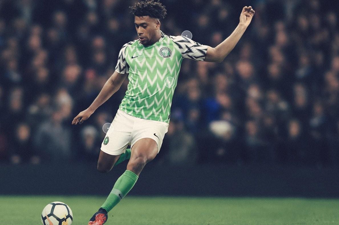 尼日利亚世界杯球衣照片流出,英格兰球迷很羡慕