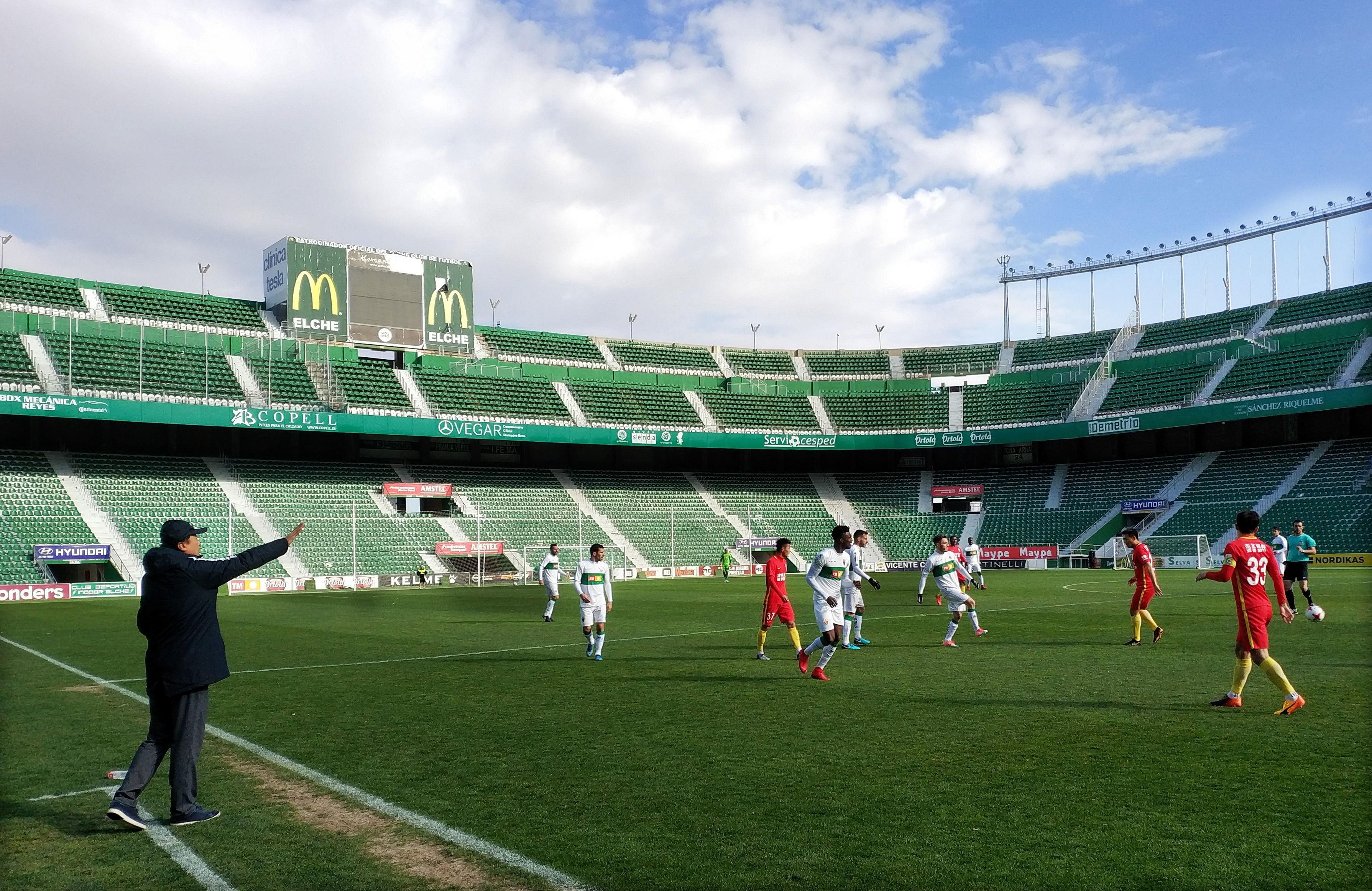 西班牙拉练 | 杜震宇梅开二度 亚泰4比0胜西乙埃尔切