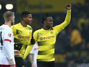 比赛集锦:多特蒙德 2-0 汉堡