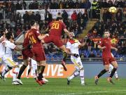 比赛集锦:罗马 5-2 贝内文托
