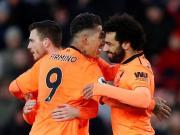 比赛集锦:南安普顿 0-2 利物浦(腾讯)