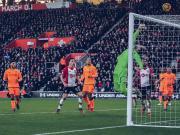 比赛集锦:南安普顿 0-2 利物浦(新英)