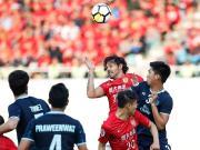 比赛集锦:广州恒大淘宝 1-1 武里南联