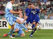 比赛集锦:悉尼FC 0-2 水原三星