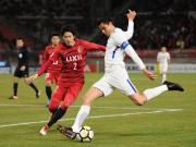 比赛集锦:鹿岛鹿角 1-1 上海绿地申花