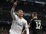 比赛集锦:皇家马德里 3-1 巴黎圣日耳曼