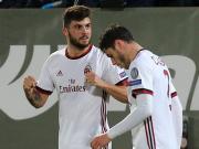 比赛集锦:卢多戈雷茨 0- 3 AC米兰