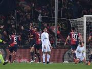 比赛集锦:热那亚 2-0 国际米兰