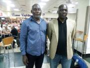 学习知识,乌干达两教练去美国
