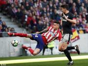 比赛集锦:马德里竞技 2-0 毕尔巴鄂竞技