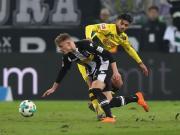 比赛集锦:门兴格拉德巴赫 0-1 多特蒙德