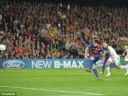 梅西欧战进球分布:阿森纳是他最爱的对手,对阵蓝军从未破门