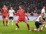 比赛集锦:拜仁慕尼黑 5-0 贝西克塔斯