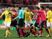 比赛集锦:大阪樱花 0-0 广州恒大淘宝
