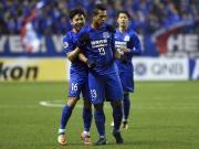 比赛集锦:上海绿地申花 2-2 悉尼FC