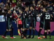 比赛集锦:莱加内斯 1-3 皇家马德里