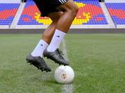 足球训练:6种脚底拉球球感练习