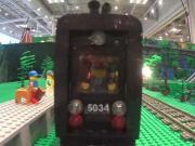 壕无人性!在LEGO城坐高铁是怎样一种体验?