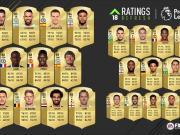 FIFA18冬季更新开始,英超球员数据变动一览