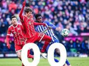 拜仁vs柏林赫塔复盘:柏林不败,纪录终结