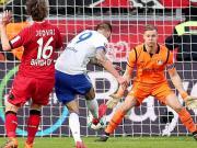德甲综述:勒沃库森0-2不敌沙尔克;莱比锡主场1-2遭科隆逆转