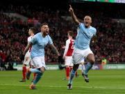 队史第5座联赛杯奖杯,曼城联赛杯夺冠次数仅次于利物浦
