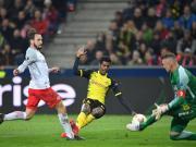 比赛集锦:萨尔茨堡红牛 0-0 多特蒙德