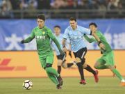 比赛集锦:大连一方 0-3 北京国安