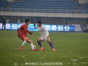 比赛集锦:北京北控燕京 2-0 黑龙江FC