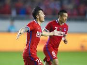重庆4-1苏宁,刘卫东梅开二度,费尔南迪尼奥造两球