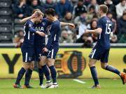热刺客场3-0斯旺西进足总杯四强,埃里克森两球,拉梅拉传射
