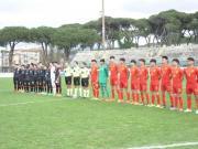 小组赛战罢,U19国足小组第二