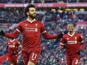 比赛集锦:利物浦 5-0 沃特福德 (新英)