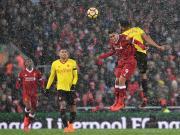 比赛集锦:利物浦 5-0 沃特福德 (腾讯)