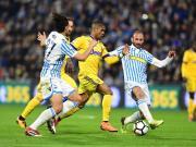 比赛集锦:斯帕尔 0-0 尤文图斯